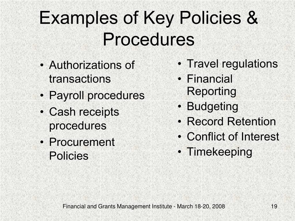 Authorizations of transactions