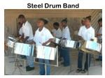 steel drum band