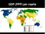 gdp ppp per capita