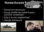russia eurasia