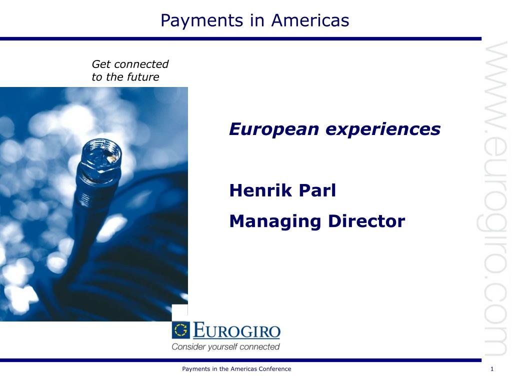 payments in americas l.