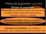 formas de pagamento conceitos5