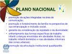 plano nacional11