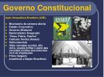 governo constitucional12