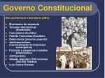governo constitucional13