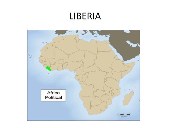 liberia n.