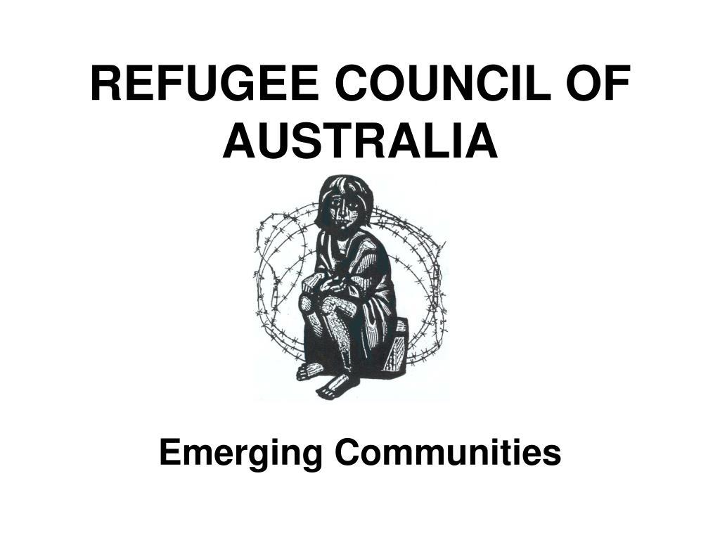 refugee council of australia l.