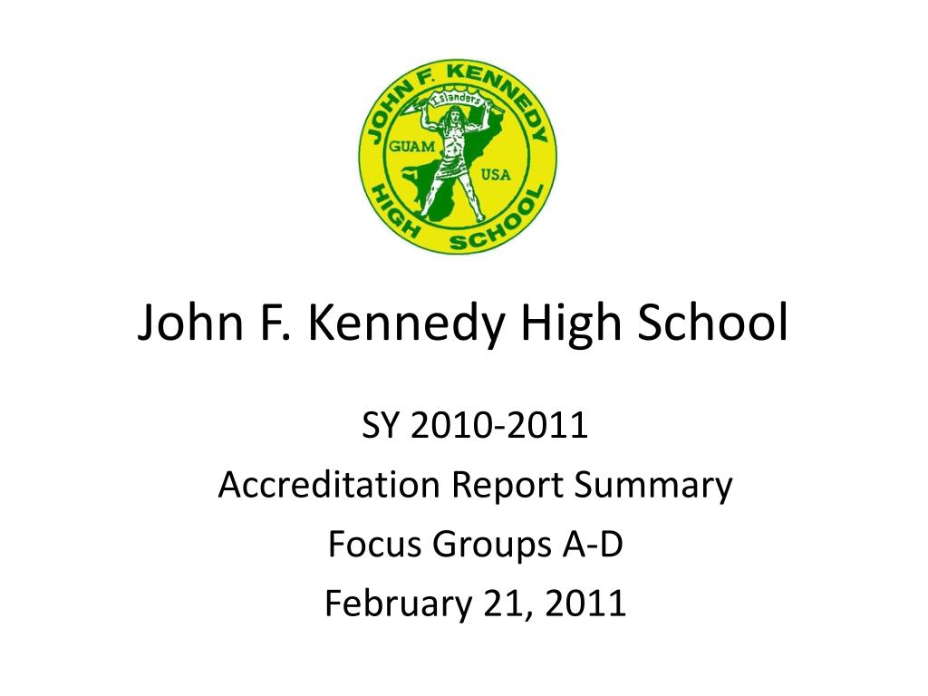 john f kennedy high school l.