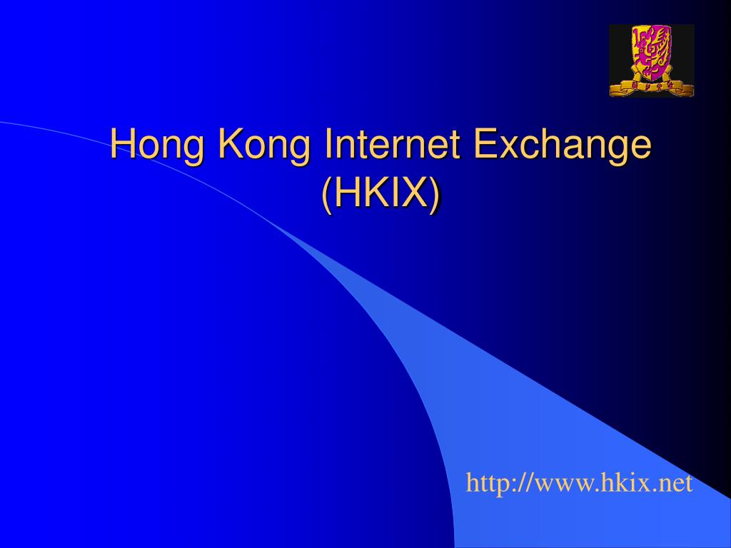 hong kong internet exchange hkix l.