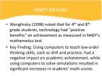 math results