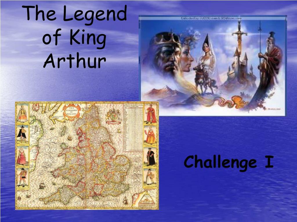 the legend of king arthur l.