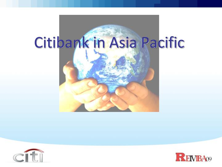 citibank in asia pacific n.
