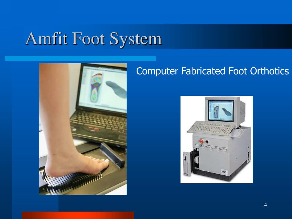 Amfit Foot System