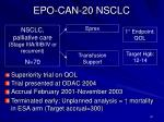 epo can 20 nsclc