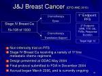 j j breast cancer epo ane 3010