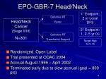 epo gbr 7 head neck