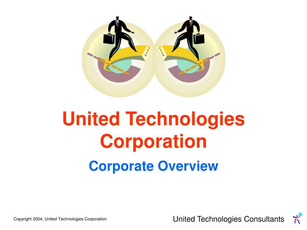 united technologies corporation l.