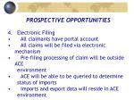 prospective opportunities9