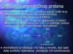 oksidacija aromati nog prstena
