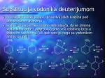 supstitucija vodonika deuterijumom