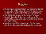buggies