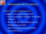 valutazione del pz aritmico15