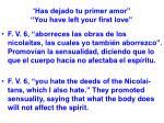 has dejado tu primer amor you have left your first love15