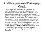 cmu departmental philosophy contd2