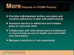 more features of a pcmh practice77