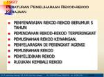 surat pekeliling am bil 1 tahun 1997 peraturan pemeliharaan rekod rekod kerajaan