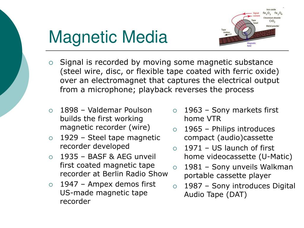 magnetic media l.