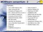 mobilearn consortium 2