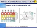mobilearn open mobile abstract framework 4