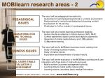 mobilearn research areas 2