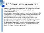 3 2 enfoque basado en procesos