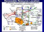 renewable resource location9
