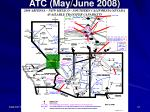 atc may june 2008