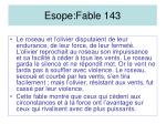 esope fable 143