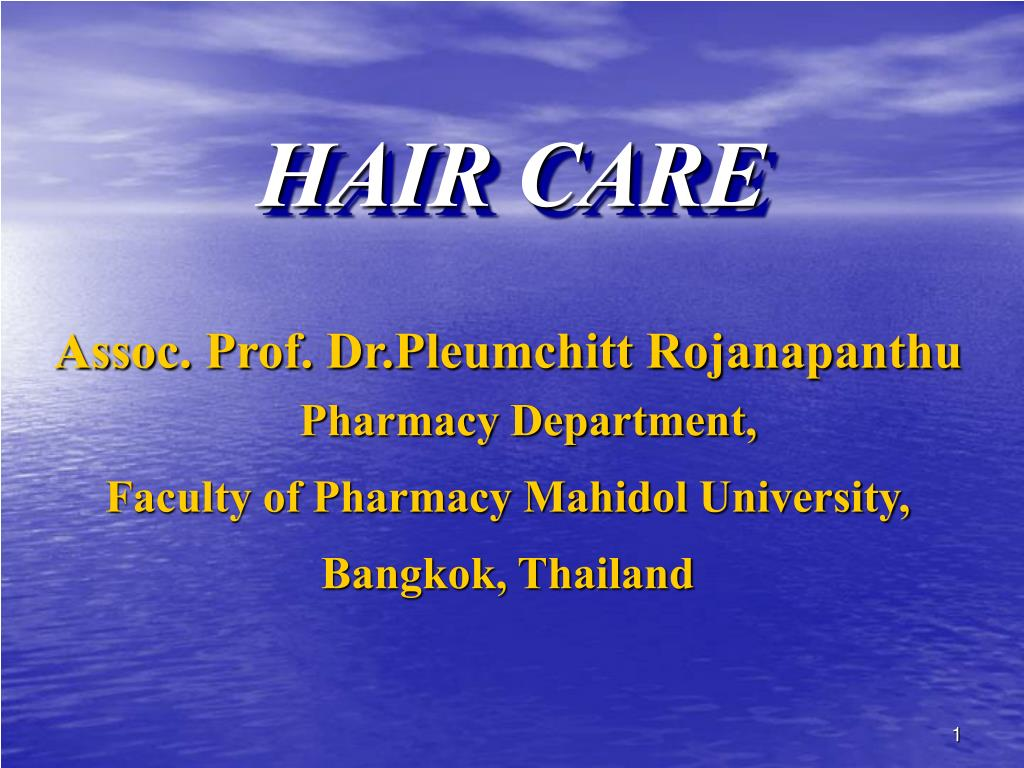 hair care l.