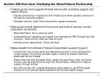 section 209 overview clarifying the state federal partnership