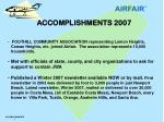 accomplishments 1