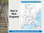 rail in new england