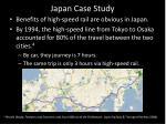 japan case study