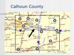 calhoun county