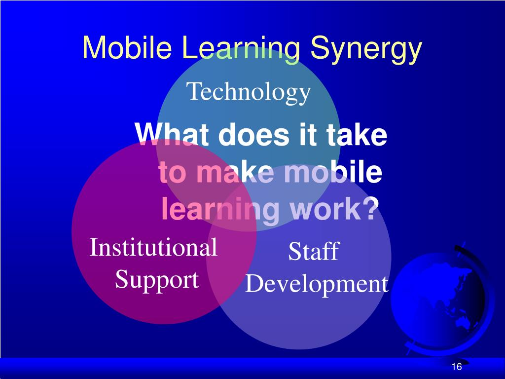 Mobile Learning Synergy