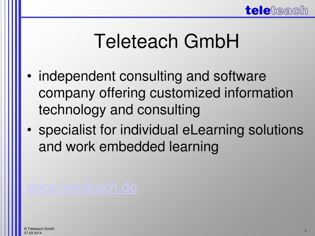 teleteach gmbh