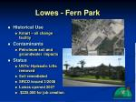 lowes fern park