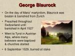 george blaurock