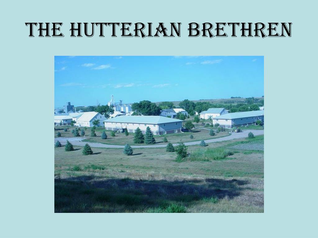 the hutterian brethren l.