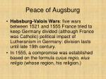 peace of augsburg14